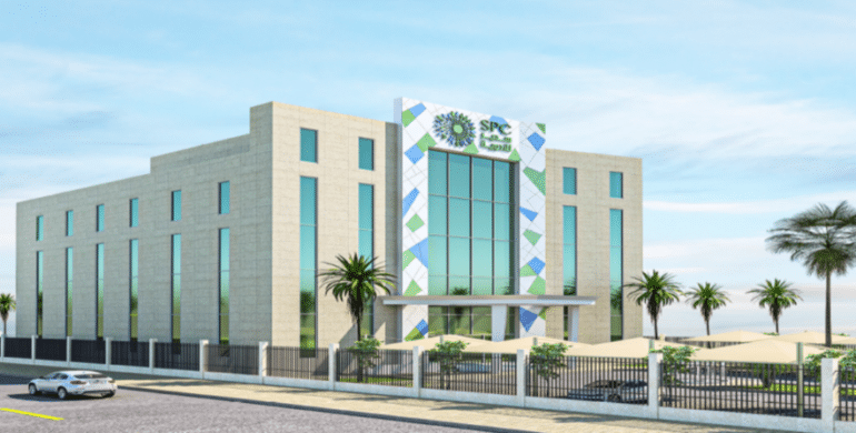 Sudair Pharma Company Project