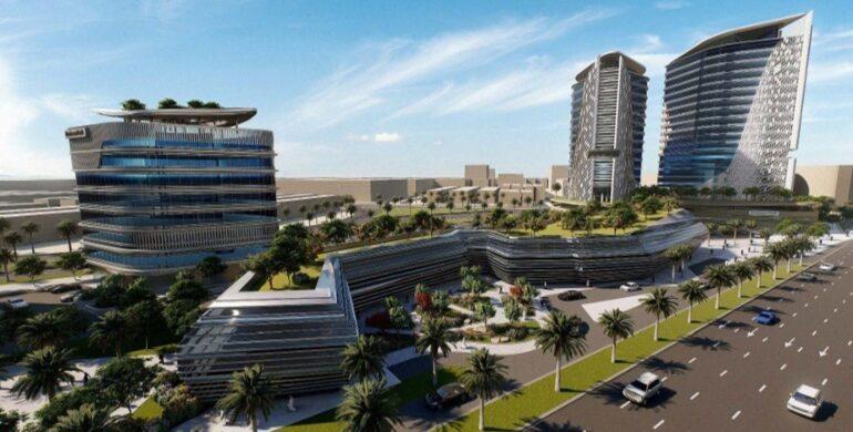 Al-Sorooh Al-Mubarakah Company project