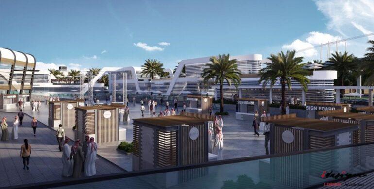 Hamad Bin Mohammed Bin Saedan & Partners Investment Company project