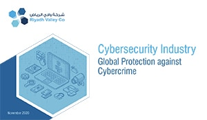 Cybersecurity Industry Global protection against cybercrime