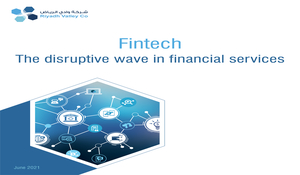 Fintech The disruptive wave in financial services